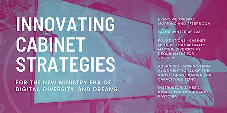 Cabinet Strategies that Enable Diversity, Innovation, and Growth tickets