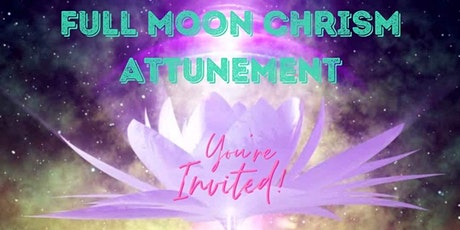 Full Moon Attunement tickets