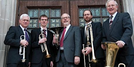 West Virginia Brass Quintet tickets