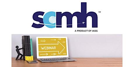 SCMH Webinar tickets