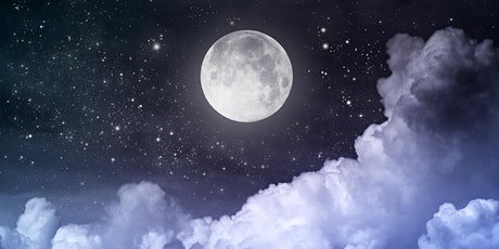 Online Pisces Full Moon Guided Meditation tickets