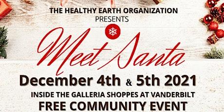 Meet Santa- Free Community Event tickets