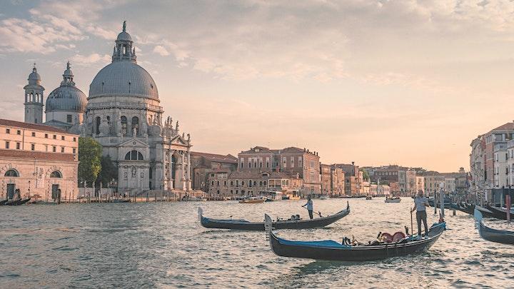 Immagine Venezia alle prime luci dell'alba