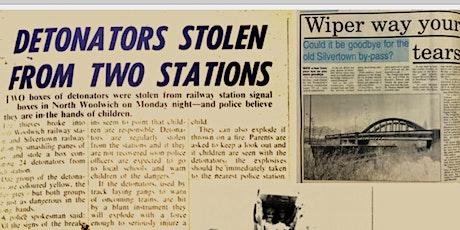 Stop Press News  - Walking Workshop tickets