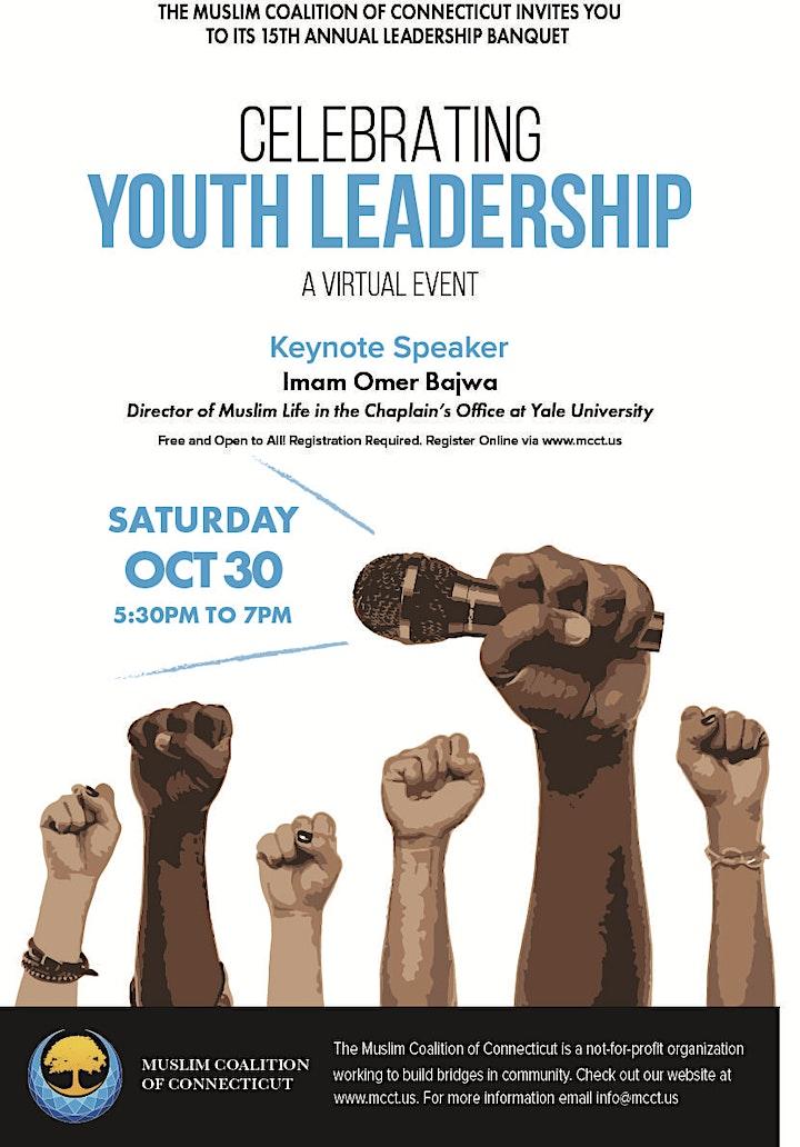 Celebrating Youth Leadership image