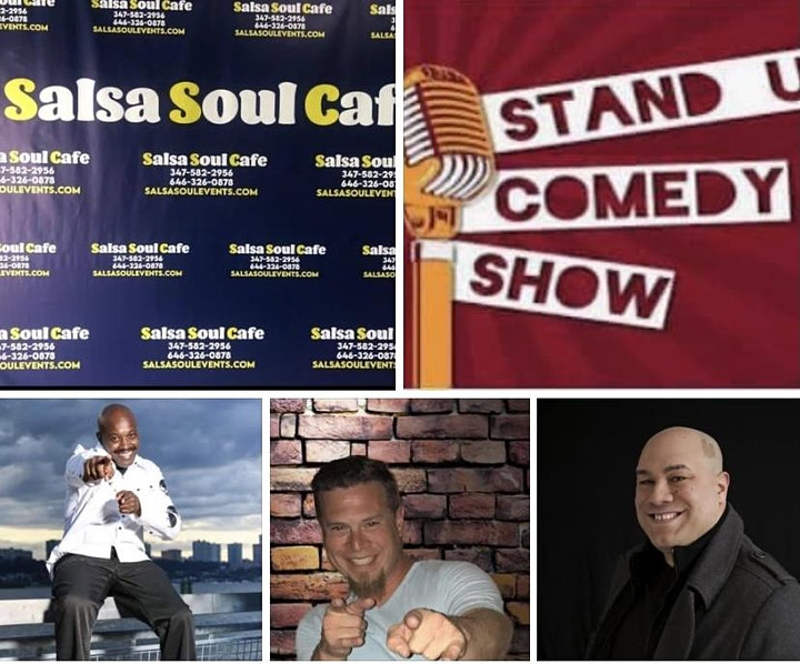 Salsa Soul Cafe Stand up Comedy image
