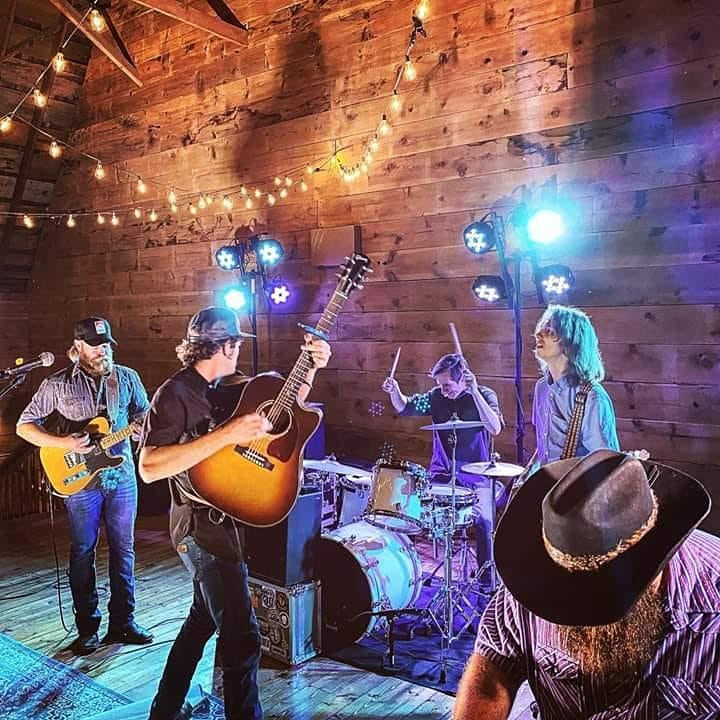 KENNY FEIDLER & THE COWBOY KILLERS + The Sagebrush Drifters image