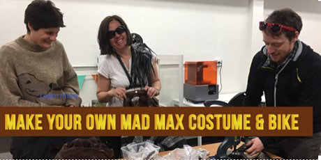 Mad Max Costume Making Workshop tickets