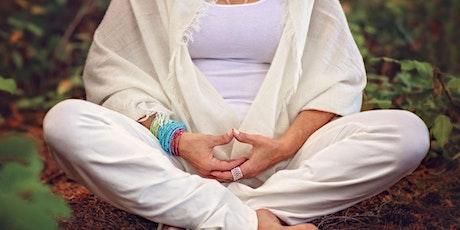 Online Kundalini Yoga, Breath Work and Meditation. tickets