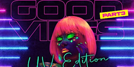 GOOD VIBES 3 | SATURDAY 23RD OF OCTOBER tickets