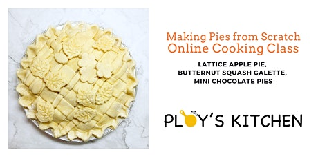 Making Pies from Scratch tickets