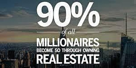 Learn How to Become a Real Estate Investor and an Entrepreneur tickets