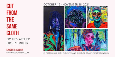 Cut From The Same Cloth: Opening Reception tickets