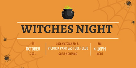 Witches Night In Pop Up Event tickets