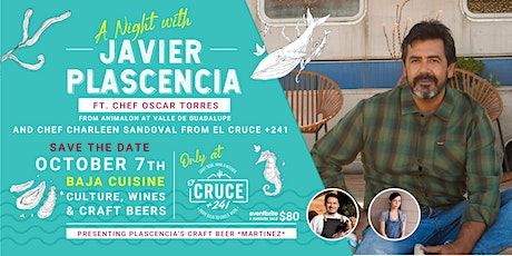 A Night with Javier Plascencia and Oscar Torres of Animalon tickets