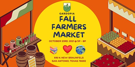 Fall Farmers Market tickets