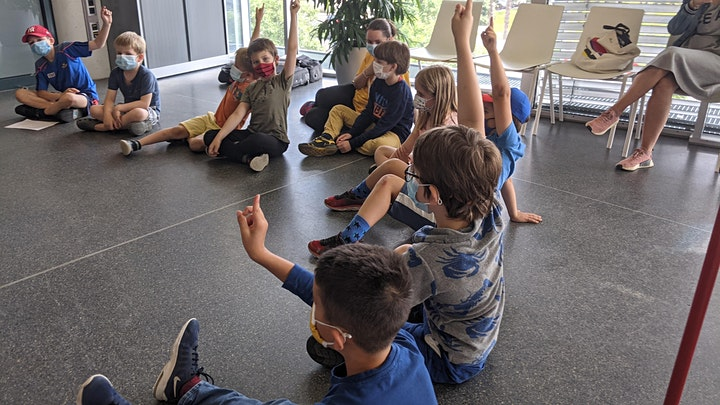 Meet and code 2021 - FREE - special event for kids ages 4-6 [Fr / En] image