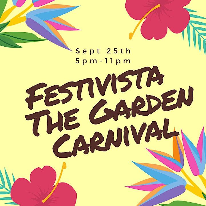 Festivista- The Garden Carnival image