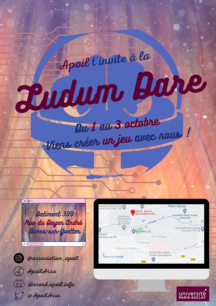 Image pour Ludum Dare 49
