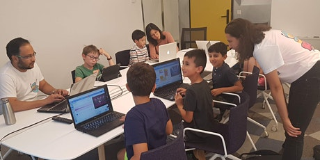 Meet and code 2021 - FREE - special event for kids ages 11-13 [Fr / En] tickets