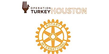 Operation Turkey tickets
