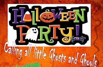 Bethania Halloween Party tickets