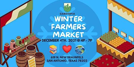 Winter Farmers Market tickets