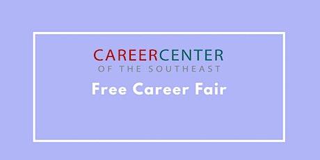 Free Career Fair. Dallas, Texas tickets