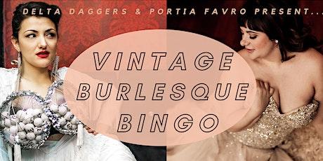 Vintage Burlesque Bingo! tickets