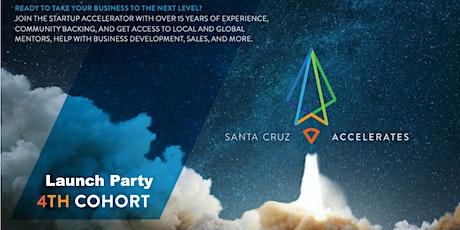 Santa Cruz Accelerates Launch Party tickets