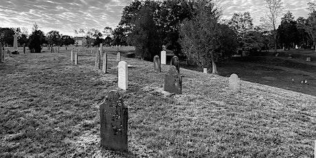 Spirits of Center Cemetery Tour tickets