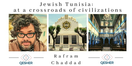 Jewish Tunisia: at a crossroads of civilizations tickets