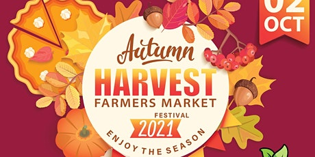 Autumn Harvest Farmers Market Festival tickets