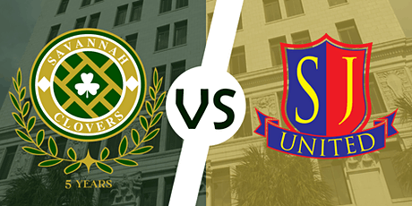 UPSL Soccer: Savannah Clovers v Seas Jamaica United FC tickets