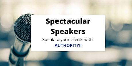 Spectacular Speakers for Entrepreneurs tickets