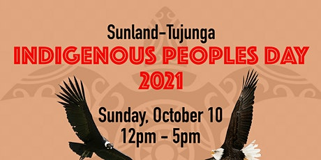 Indigenous Peoples Day 2021 Sunland-Tujunga tickets