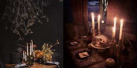 Halloween Pop-Up Event: Dinner Party From Hell tickets