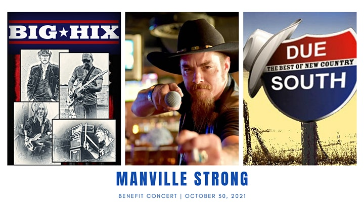 Manville Strong Benefit Concert image