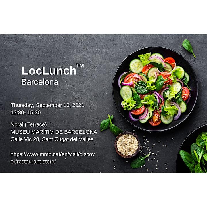 Imagen de LocLunch Barcelona  - September 2021