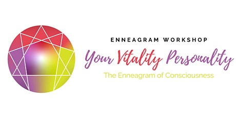 Enneagram Workshop: Your Vitality Personality tickets