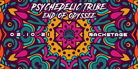 """Psychedelic Tribe """"END OF ODYSSEE"""" Tickets"""