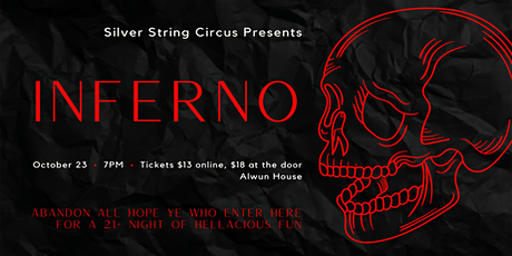 Silver String Circus: INFERNO tickets