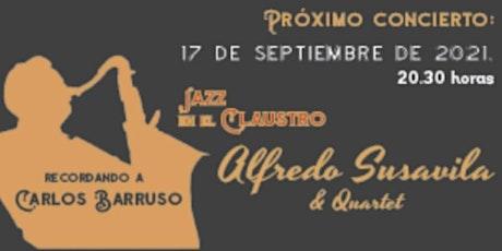 Alfredo Susavila & Quartet entradas
