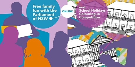 Free Family Fun at the Parliament of NSW - Virtual tour of NSW Parliament tickets
