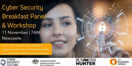 Cyber Security Breakfast Panel and Workshop tickets