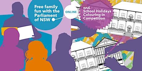 Free Family Fun at the Parliament of NSW - Mirri Mirri Cultural Education tickets
