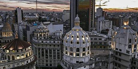 Cúpulas de Diagonal Norte + Merienda en Rooftop tickets