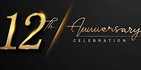 12th Year Pastoral Anniversary Zoom tickets