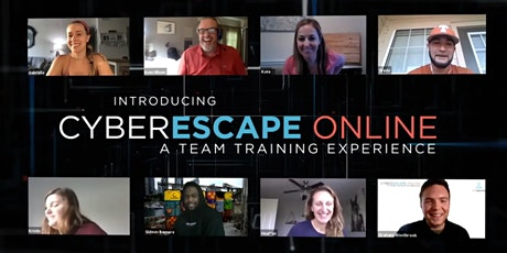 The Cyber Escape Room Online tickets