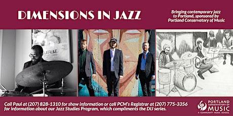 Frank Carlberg Trio   Dimensions in Jazz tickets